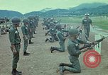 Image of military training Vietnam, 1971, second 55 stock footage video 65675021695