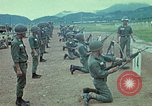Image of military training Vietnam, 1971, second 56 stock footage video 65675021695