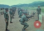 Image of military training Vietnam, 1971, second 57 stock footage video 65675021695