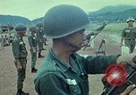 Image of military training Vietnam, 1971, second 58 stock footage video 65675021695