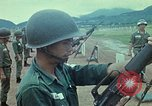 Image of military training Vietnam, 1971, second 59 stock footage video 65675021695