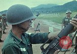 Image of military training Vietnam, 1971, second 60 stock footage video 65675021695