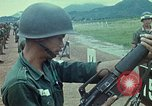 Image of military training Vietnam, 1971, second 61 stock footage video 65675021695