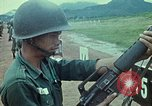 Image of military training Vietnam, 1971, second 62 stock footage video 65675021695