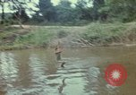 Image of military training Vietnam, 1971, second 39 stock footage video 65675021698