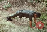 Image of military training Vietnam, 1971, second 56 stock footage video 65675021698