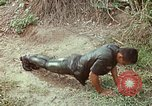 Image of military training Vietnam, 1971, second 57 stock footage video 65675021698