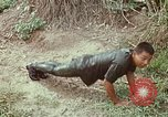 Image of military training Vietnam, 1971, second 59 stock footage video 65675021698