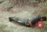 Image of military training Vietnam, 1971, second 61 stock footage video 65675021698