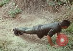 Image of military training Vietnam, 1971, second 62 stock footage video 65675021698