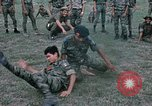 Image of Vietnamese Special Forces Vietnam, 1970, second 36 stock footage video 65675021708