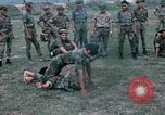 Image of Vietnamese Special Forces Vietnam, 1970, second 44 stock footage video 65675021708