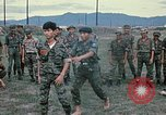 Image of Vietnamese Special Forces Vietnam, 1970, second 54 stock footage video 65675021708