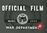 Image of Signal Corps European Theater, 1943, second 9 stock footage video 65675021719