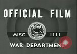Image of Signal Corps European Theater, 1943, second 12 stock footage video 65675021719