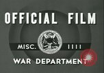 Image of Signal Corps European Theater, 1943, second 13 stock footage video 65675021719