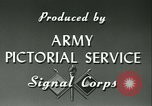Image of Signal Corps European Theater, 1943, second 17 stock footage video 65675021719
