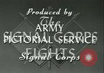 Image of Signal Corps European Theater, 1943, second 24 stock footage video 65675021719