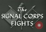Image of Signal Corps European Theater, 1943, second 25 stock footage video 65675021719