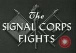 Image of Signal Corps European Theater, 1943, second 32 stock footage video 65675021719