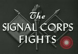 Image of Signal Corps European Theater, 1943, second 33 stock footage video 65675021719