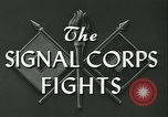 Image of Signal Corps European Theater, 1943, second 34 stock footage video 65675021719