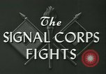 Image of Signal Corps European Theater, 1943, second 37 stock footage video 65675021719