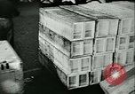 Image of Signal Corps shipping war material World War 2 Atlantic Ocean, 1943, second 6 stock footage video 65675021721