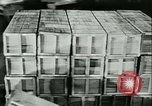 Image of Signal Corps shipping war material World War 2 Atlantic Ocean, 1943, second 7 stock footage video 65675021721