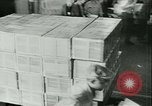 Image of Signal Corps shipping war material World War 2 Atlantic Ocean, 1943, second 8 stock footage video 65675021721