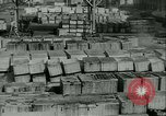 Image of Signal Corps shipping war material World War 2 Atlantic Ocean, 1943, second 26 stock footage video 65675021721