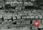 Image of Signal Corps shipping war material World War 2 Atlantic Ocean, 1943, second 27 stock footage video 65675021721