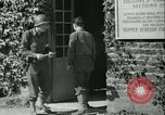 Image of First Army Signal Service message coding and decoding France, 1944, second 11 stock footage video 65675021725