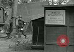 Image of First Army Signal Service message coding and decoding France, 1944, second 17 stock footage video 65675021725
