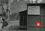 Image of First Army Signal Service message coding and decoding France, 1944, second 19 stock footage video 65675021725