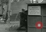 Image of First Army Signal Service message coding and decoding France, 1944, second 20 stock footage video 65675021725