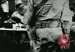 Image of First Army Signal Service message coding and decoding France, 1944, second 22 stock footage video 65675021725