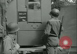Image of First Army Signal Service message coding and decoding France, 1944, second 32 stock footage video 65675021725