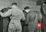 Image of First Army Signal Service message coding and decoding France, 1944, second 46 stock footage video 65675021725