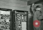 Image of First Army Signal Service message coding and decoding France, 1944, second 50 stock footage video 65675021725
