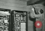 Image of First Army Signal Service message coding and decoding France, 1944, second 52 stock footage video 65675021725