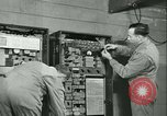 Image of First Army Signal Service message coding and decoding France, 1944, second 57 stock footage video 65675021725