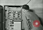 Image of First Army Signal Service message coding and decoding France, 1944, second 59 stock footage video 65675021725