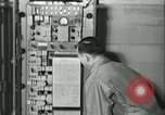 Image of First Army Signal Service message coding and decoding France, 1944, second 60 stock footage video 65675021725