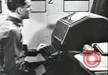 Image of US Army Signal Corps messaging and communications in World War 2 United States USA, 1944, second 25 stock footage video 65675021731
