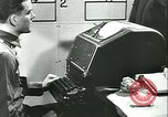 Image of US Army Signal Corps messaging and communications in World War 2 United States USA, 1944, second 26 stock footage video 65675021731