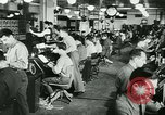 Image of US Army Signal Corps messaging and communications in World War 2 United States USA, 1944, second 34 stock footage video 65675021731