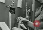 Image of US Army Signal Corps messaging and communications in World War 2 United States USA, 1944, second 37 stock footage video 65675021731