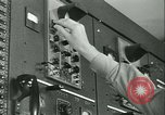 Image of US Army Signal Corps messaging and communications in World War 2 United States USA, 1944, second 54 stock footage video 65675021731