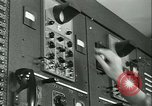 Image of US Army Signal Corps messaging and communications in World War 2 United States USA, 1944, second 55 stock footage video 65675021731